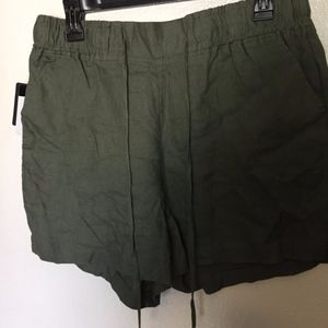 New With Tags Ellen Tracy Shorts